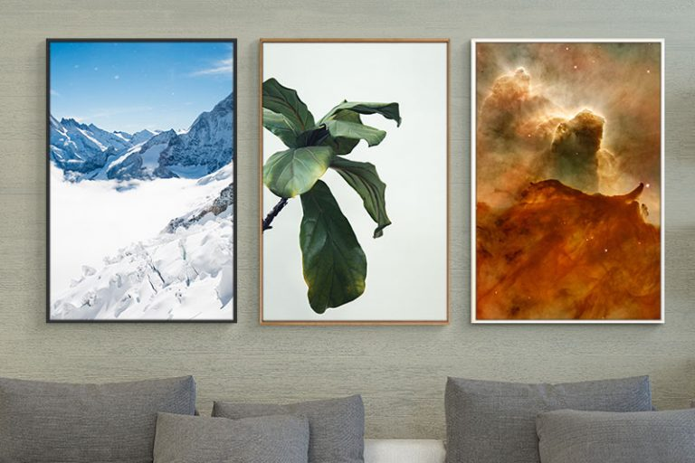 Framed Canvas Solano Creative Studios Custom Printed • estructura una idea en partes operativas • se enfoca en la solución de problemas • intenta abordar la incertidumbre y riesgo propios de un emprendimiento. framed canvas
