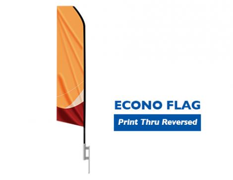 Custom Advertising Flag