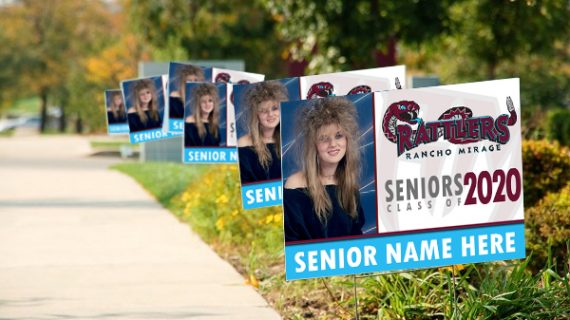 Senior Yard Signs